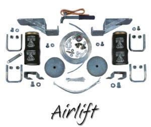 AirLift Zusatzluftfeder Fiat Ducato